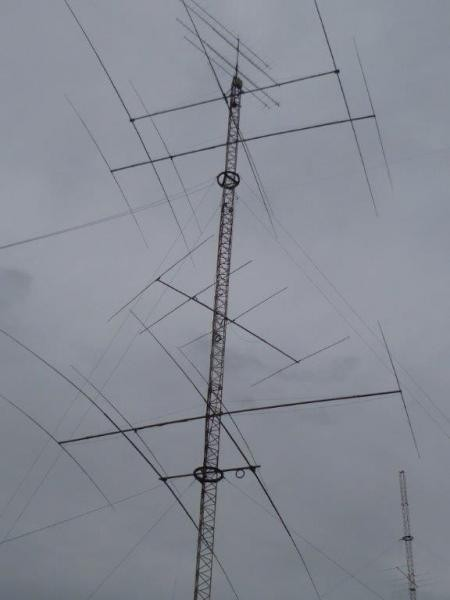OG60F Pori, Finland Antennas