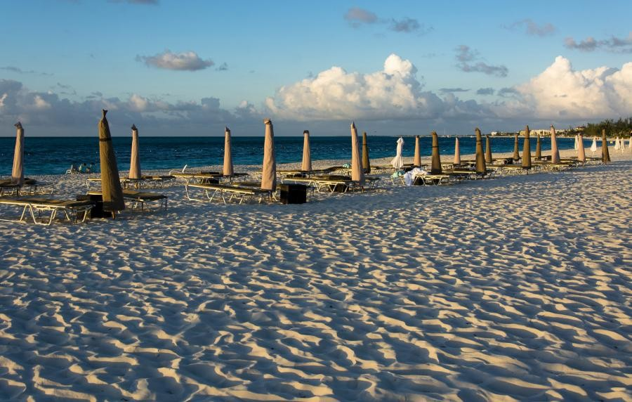 VP5/KD3RF Sunset, Turks and Caicos Islands