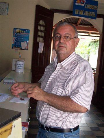 YN2N Octavio Miranda, Granada, Nicaragua