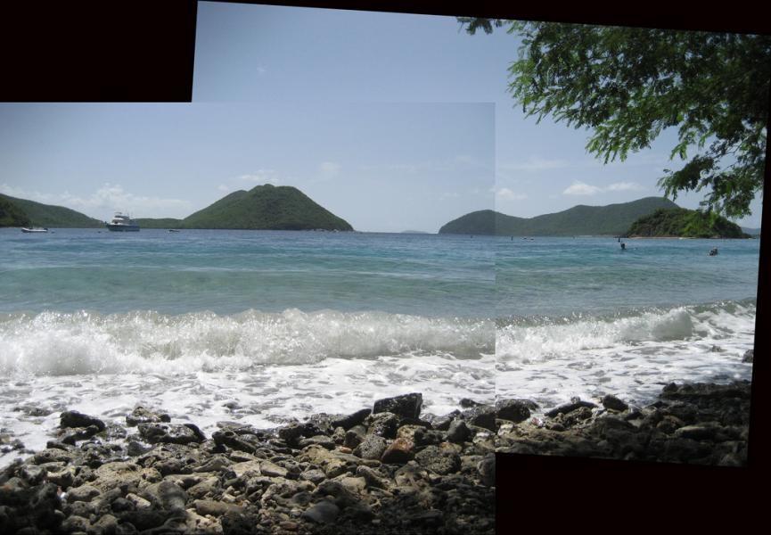 KP2/KE4PLT KP2/KN4PUD Leinster Bay, Saint John Island, US Virgin Islands.