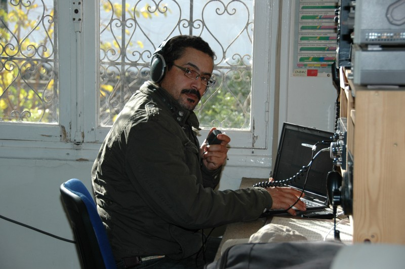 5C43PA Mohamed Grihma, Casablanca, Morocco