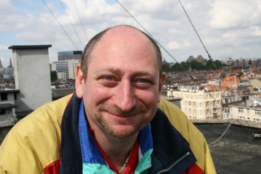OP4JZ Joe Ziegelshiffer, Antwerpen, Belgium
