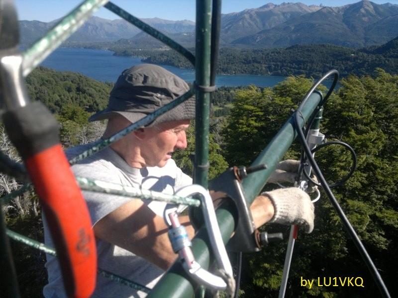 LV5Y Jorge Krienke, Bariloche, Argentina