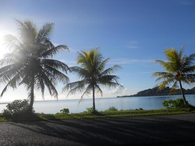 V6JBVS Kolonia, Pohnpei Island