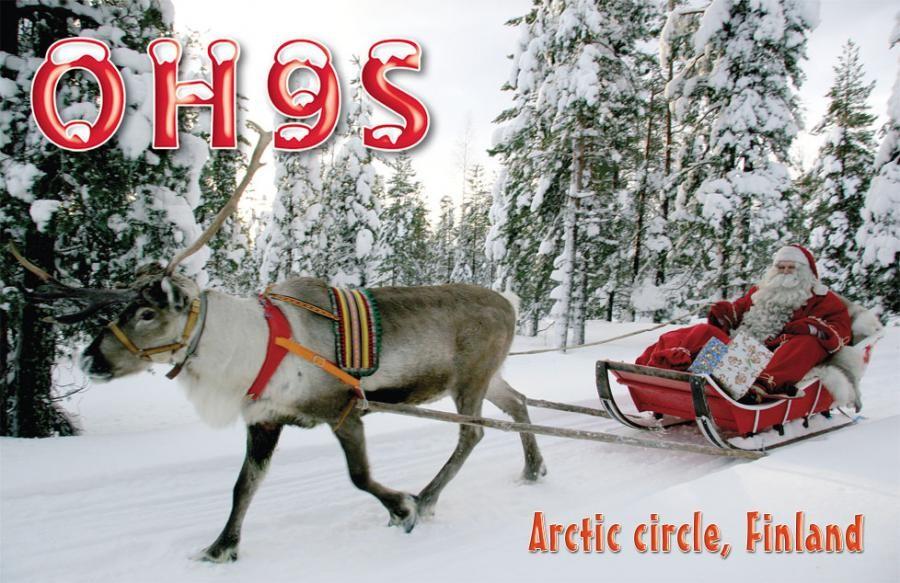 OH9S Santas Radio Club, Finland