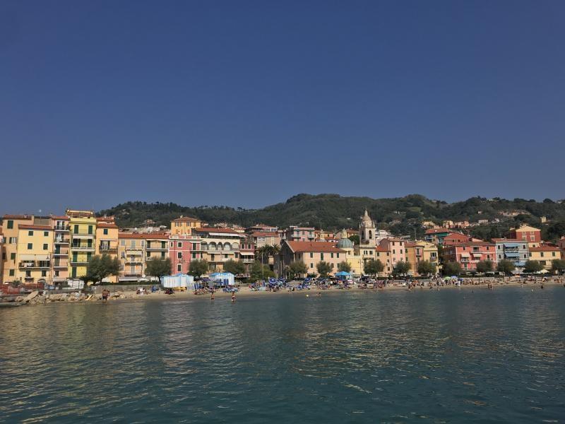 IR4V San Terenzo, Italy