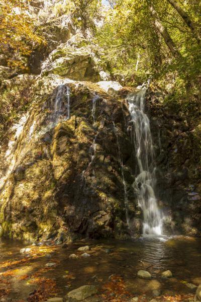 5B/RC9F Waterfall, Cyprus
