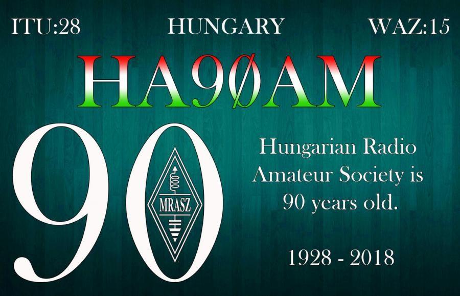 HA90AM Budapest, Hungary
