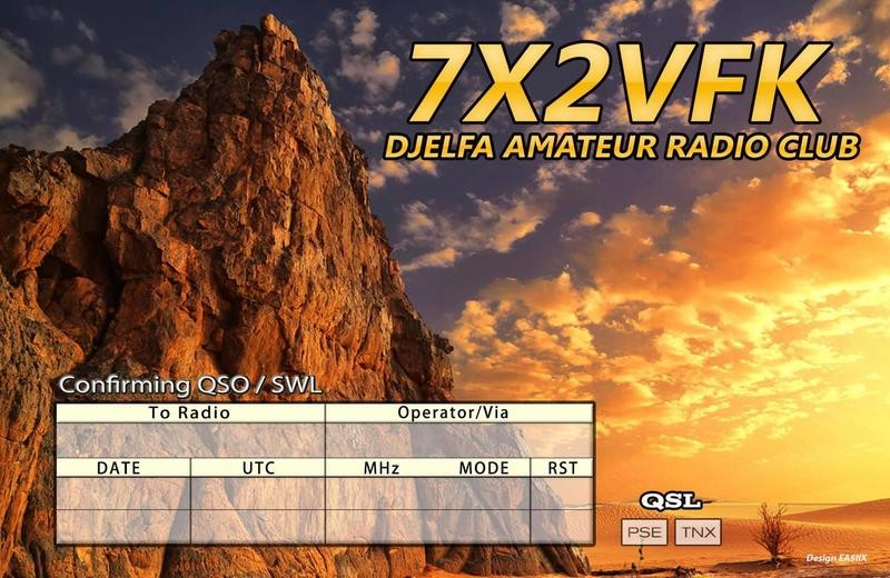 7V1N Djelfa, Algeria