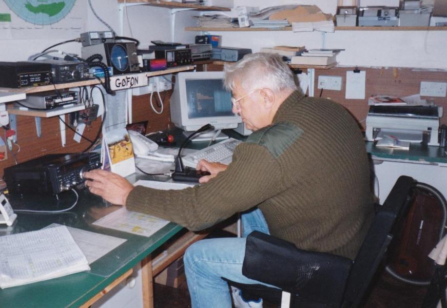 G0FQN Jack Procter, Preston, England