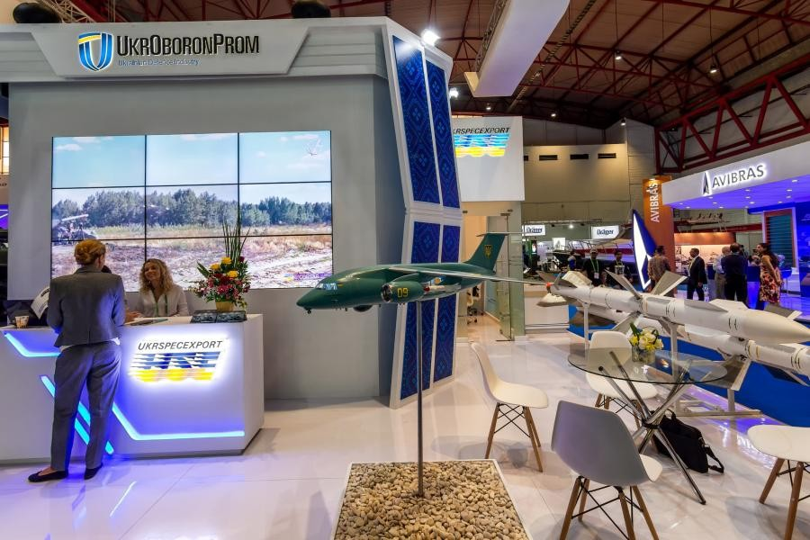 Indo Defence 2018 UkrOboronProm UKRSPECEXPORT