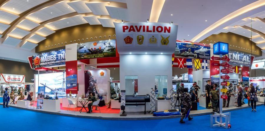 Indo Defence 2018 Pavilion
