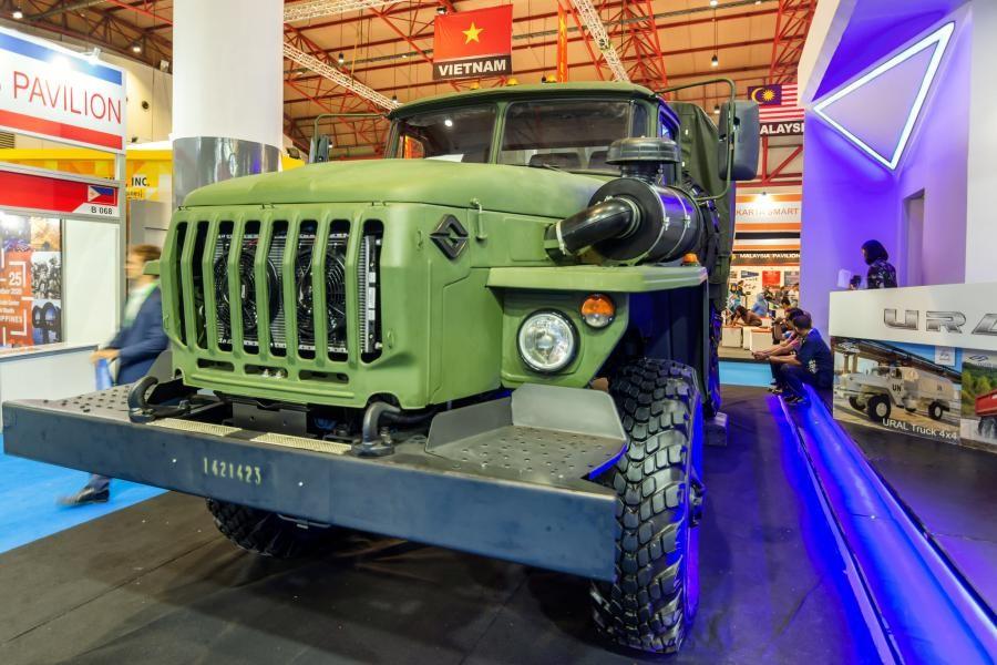 Indo Defence 2018 Vietnam