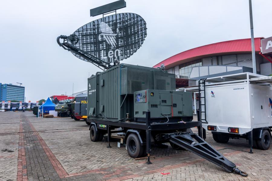 Indo Defence 2018 LEN