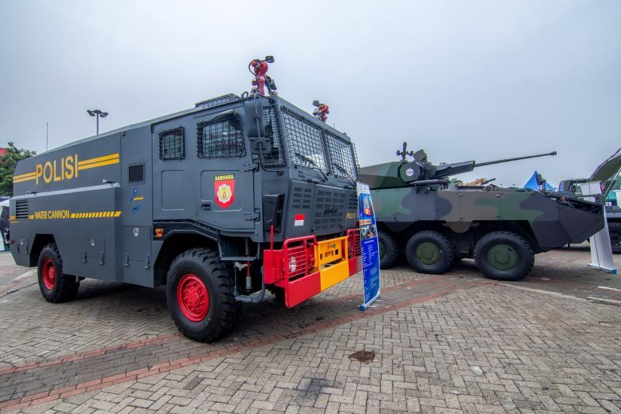Indo Defence 2018 SABHARA
