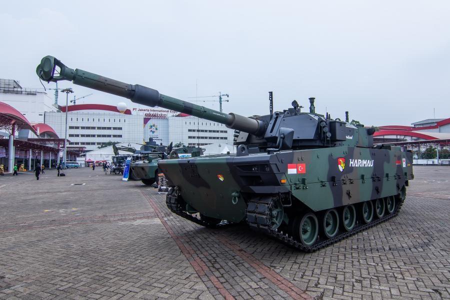 Indo Defence 2018 HARIMAU
