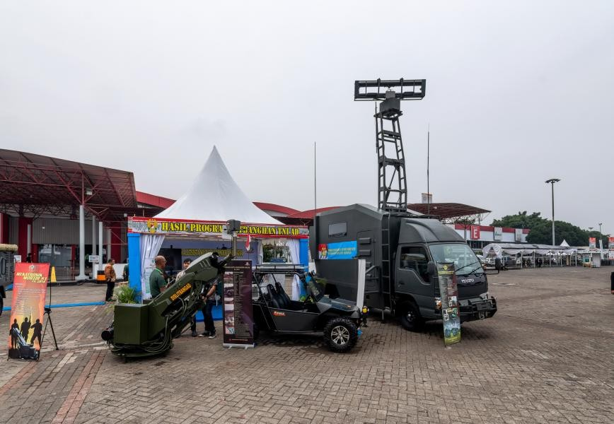 Indo Defence 2018 Image 24