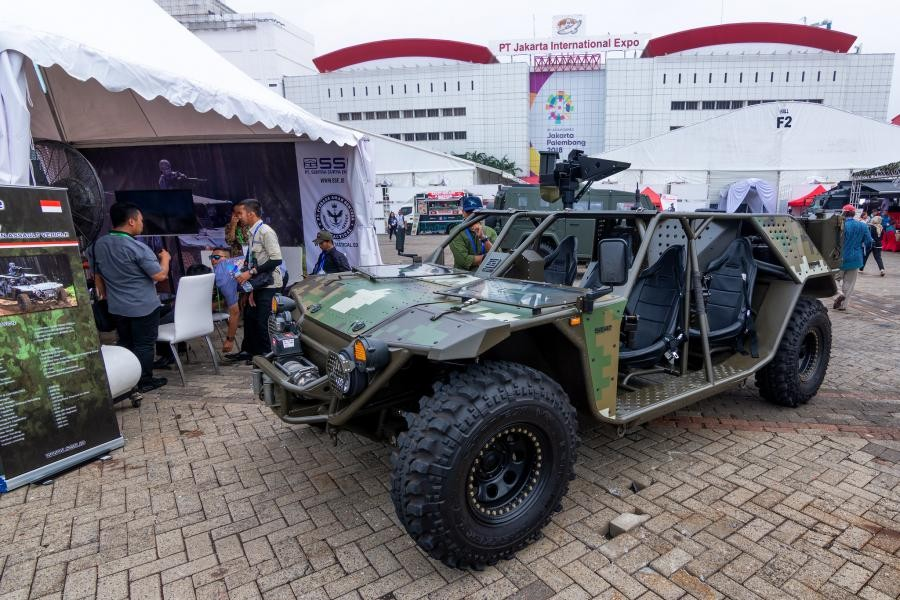 Indo Defence 2018 Image 25