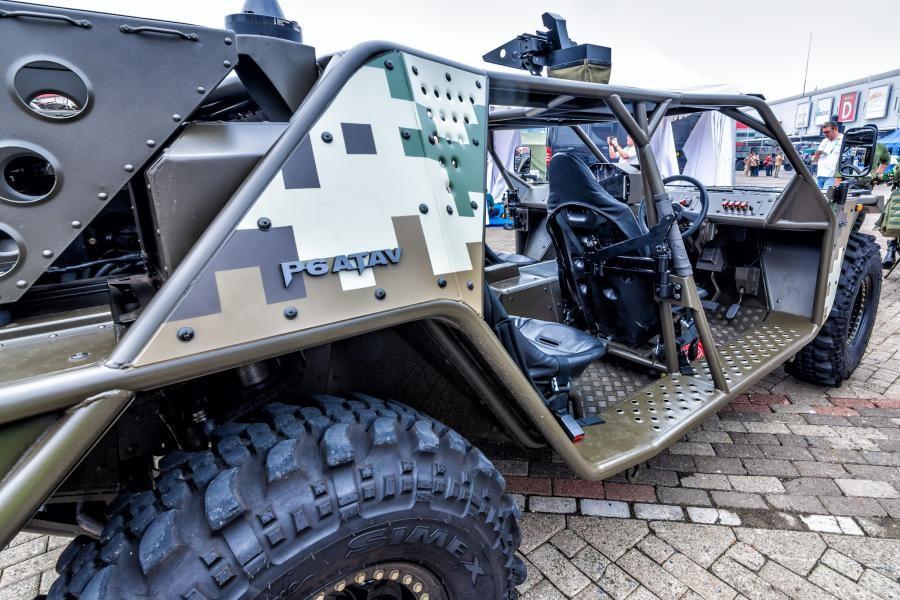 Indo Defence 2018 P6ATAV