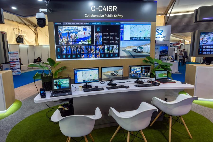 Indo Defence 2018 C - C4ISR
