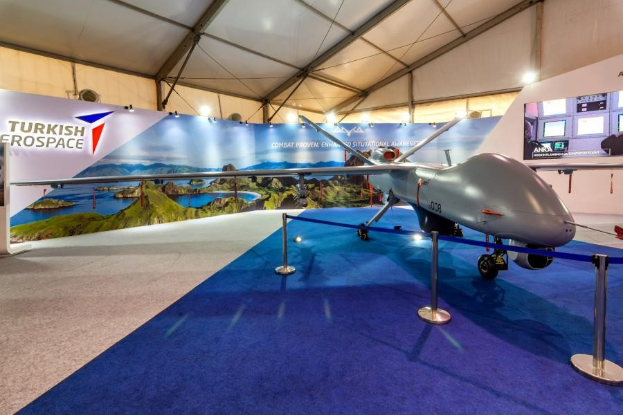 Indo Defence 2018 Turkish AEROSPACE