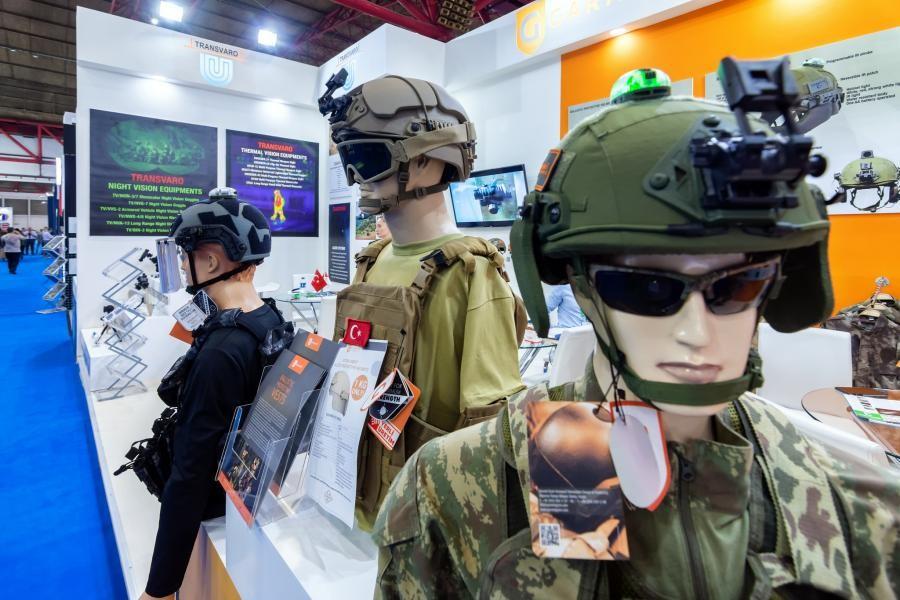Indo Defence 2018 TRANSVARD