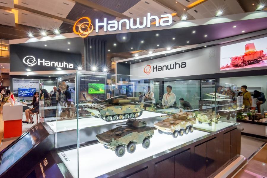 Indo Defence 2018 Hanwha