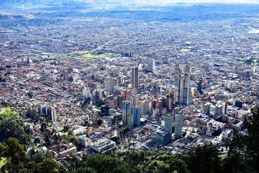 HK3/MM0BMG Bogota, Colombia