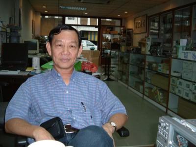 9M2AR 9V1CP Leow Choo Phin, Singapore