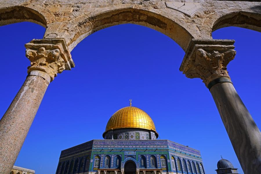 4X19HNY Jerusalem, Israel