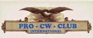 PRO CW Club Logo