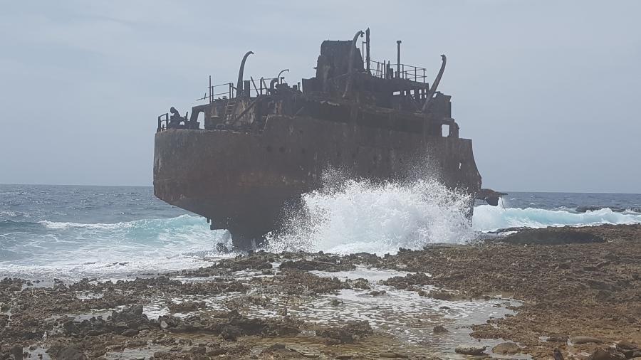 PJ2/G4IRN Curacao Island
