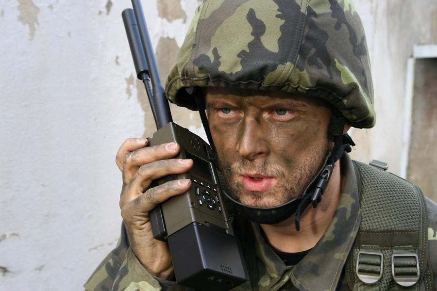 AT RF 40 Military Multi Band Radio