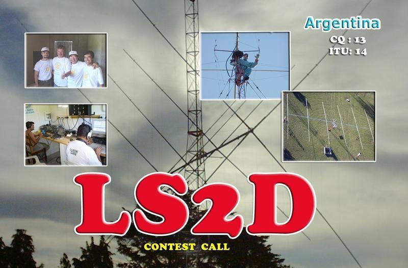 LS2D Argentina DX Group, Buenos Aires, Argentina