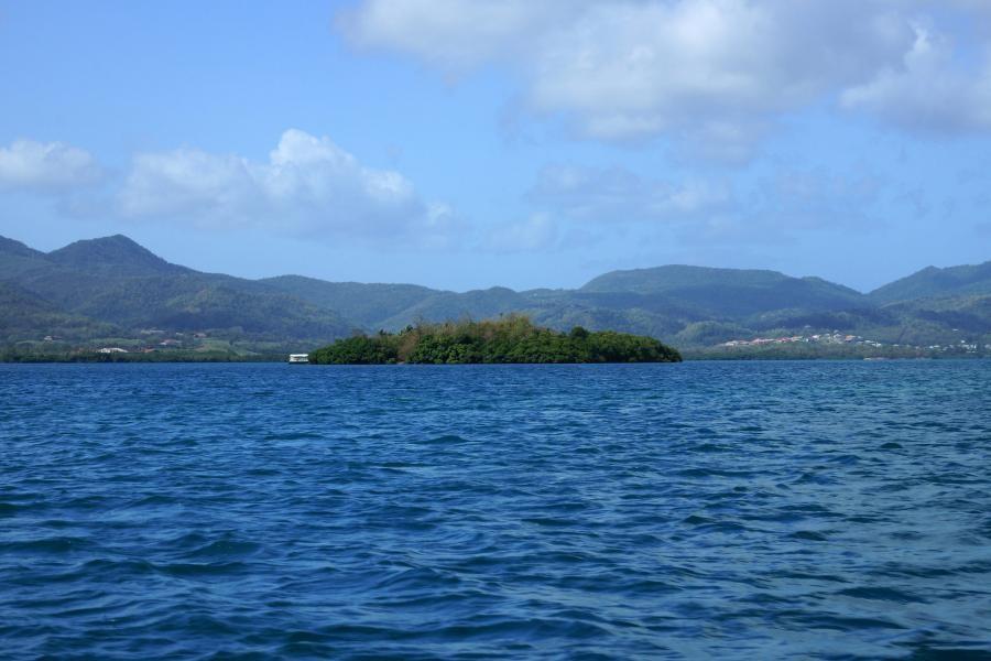 FM5KC Baie de Genipa, Martinique