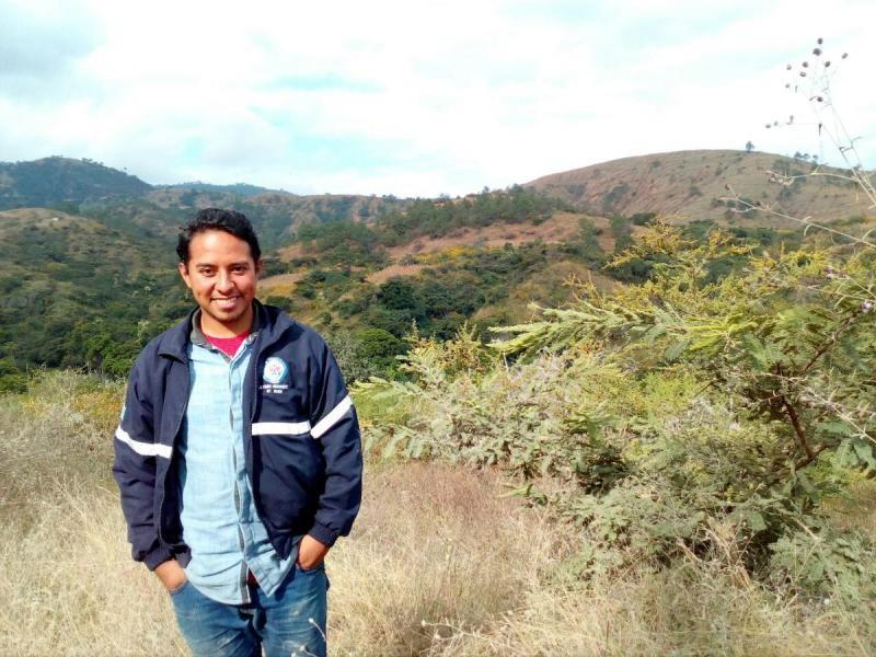 TG8NAH Alvaro Rodrigo Hernandez Aguilar, Quetzaltenango, Guatemala.