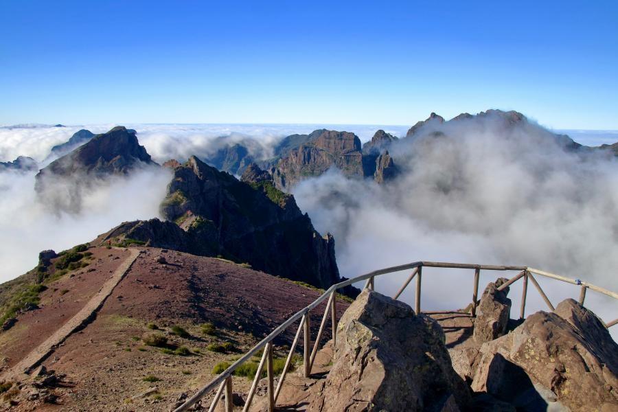 CT9/CT1DRB Madeira Island