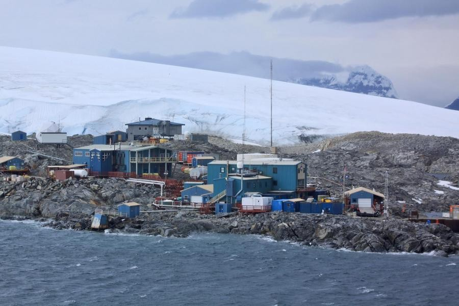 KC4AAC Palmer Station, Anvers Island, Antarctica