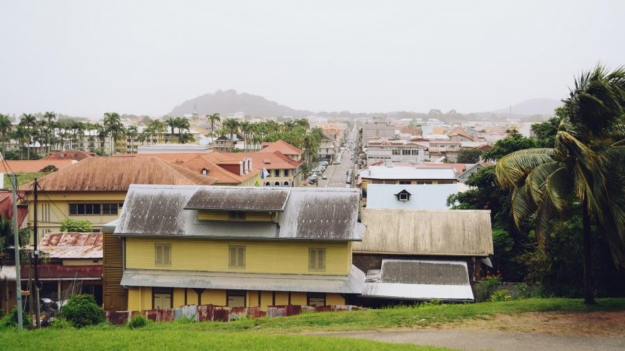 TO5NED Cayenne, French Guiana