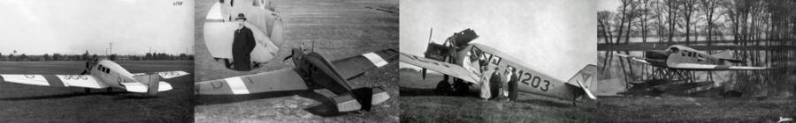 DF13BLN Dessau Resslau, Germany Junkers F 13