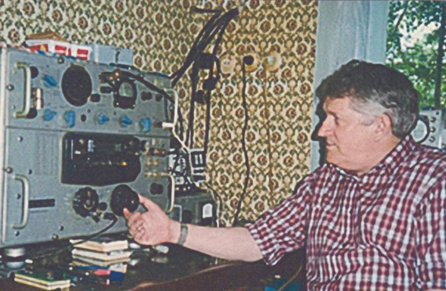 RA3IK Veniamin Zhukov, Nelidovo, Russia