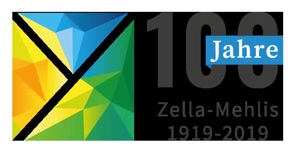 DM100ZM Zella Mehlis, Germany. Logo