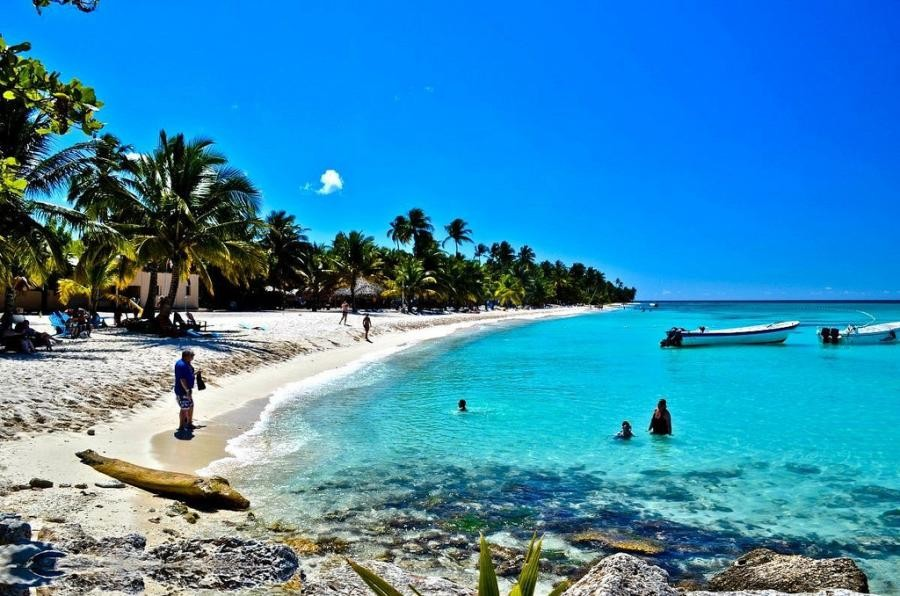 IW0HLG/HI7 - HI7/IW0HLG - Bayahibe - Dominican Republic