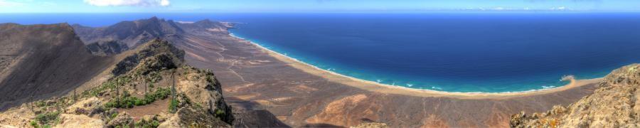EA8/G6WRW Pico de la Zarza, Fuerteventura Island, Canary Islands