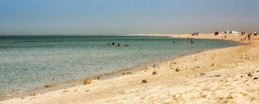 A75GP Fuwairit Beach, Qatar