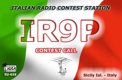 IR9P Sicily Island Contest Station