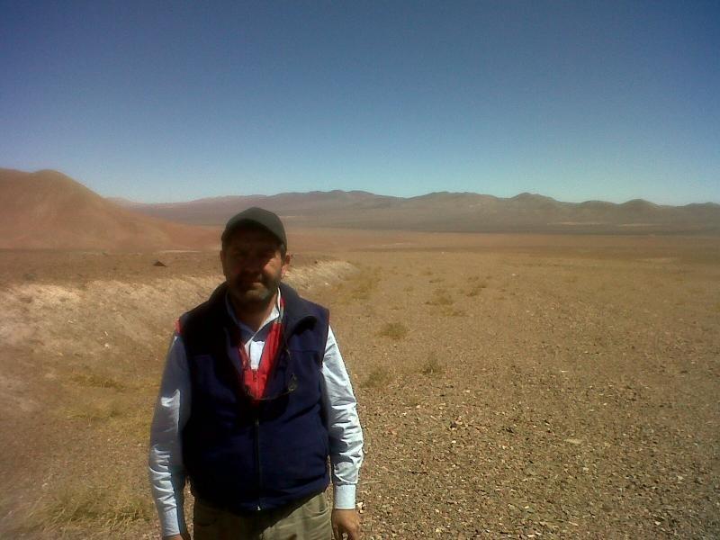 CE4CBJ Jaime Alberto Castillo Barra, Machali, Chile
