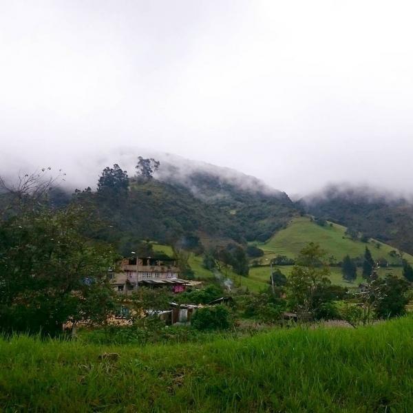 HK7/MM0BMG Ventaquemada, Colombia