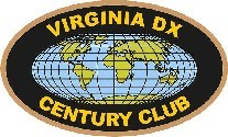 Virginia DX Century Club VADXCC Logo