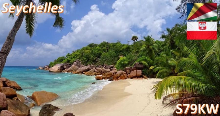 S79KW Kamil Eugeniusz Korneluk, Victoria, Mahe Island, Seychelles